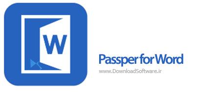 دانلود Passper for Word نرم افزار بازیابی رمز عبور اسناد ورد