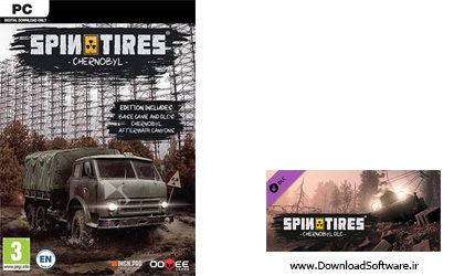 دانلود Spintires Chernobyl بازی فاجعه چرنوبیل برای کامپیوتر
