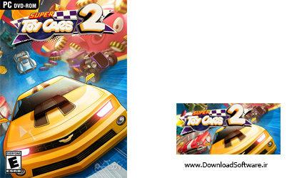 دانلود بازی Super Toy Cars 2 برای پلتفرم کامپیوتر با لینک مستقیم