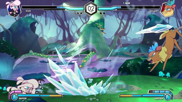 دانلود بازی Thems Fightin Herds برای کامپیوتر