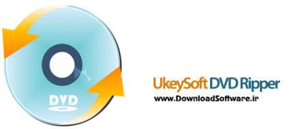 دانلود UkeySoft DVD Ripper نرم افزار ریپ فایل دی وی دی