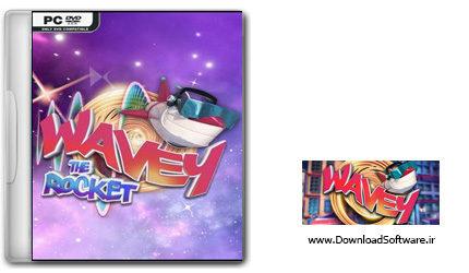 دانلود بازی Wavey The Rocket برای کامپیوتر