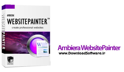 دانلود Ambiera WebsitePainter نرم افزار طراحی آسان وب سایت حرفه ای
