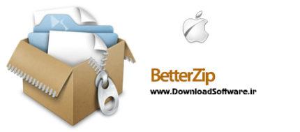 دانلود BetterZip نرم افزار فشرده سازی فایل ها در مک