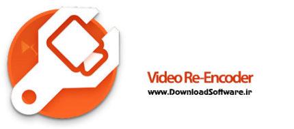 دانلود Video Re-Encoder نرم افزار تعمیر ویدیوهای خراب و ریانکود کردن آنها