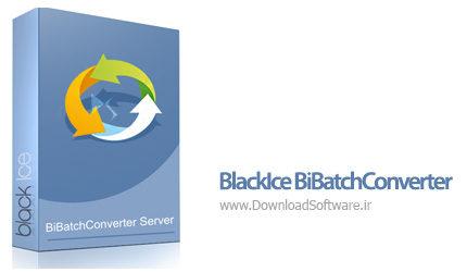 دانلود BlackIce BiBatchConverter مبدل خودکار اسناد برای ویندوز