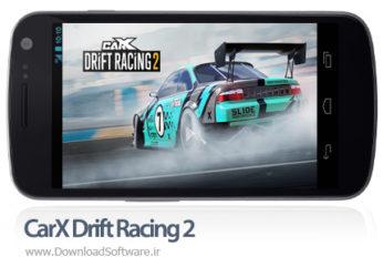 دانلود CarX Drift Racing 2 بازی دریفت 2 برای اندروید