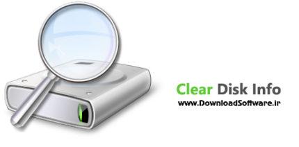 دانلود Clear Disk Info – نمایش اطلاعات مفید درباره هارد دیسک