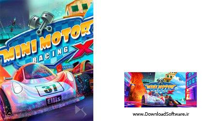 دانلود بازی مسابقه ای Mini Motor Racing X برای کامپیوتر