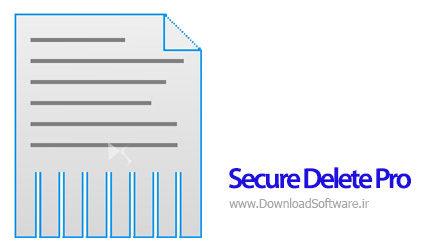 دانلود Secure Delete Professional نرم افزار حذف ایمن پرونده ها و پوشه ها