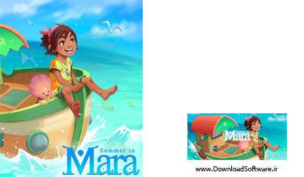 دانلود Summer in Mara بازی تابستان در جزیره مارا برای کامپیوتر