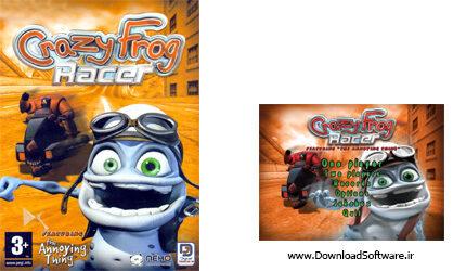 دانلود بازی قورباغه دیوانه Crazy Frog Racer 1 برای کامپیوتر