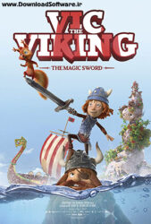 دانلود انیمیشن Vic the Viking and the Magic Sword 2019