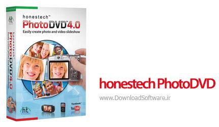 دانلود honestech PhotoDVD نرم افزار ساخت ویدئو از تصاویر برای کامپیوتر