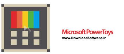 دانلود Microsoft PowerToys for Windows 10 ابزار محبوب و قدرتمند پاورتویز برای ویندوز