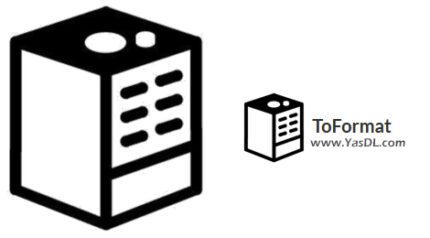 دانلود ToFormat – نرم افزار فرمت آسان انواع حافظه فلش و هارد