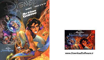 دانلود Aladdin in Nasiras Revenge بازی علاالدین برای کامپیوتر با حجم کم