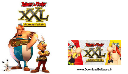 دانلود بازی Asterix and Obelix XXL Romastered 2020 برای PC