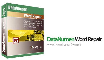 دانلود DataNumen Word Repair نرم افزار تعمیر فایل های خراب ورد