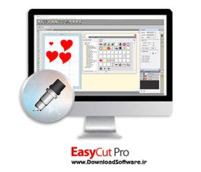 دانلود EasyCut Pro نرم افزار طراحی ، چاپ و برش تصاویر و الگوها