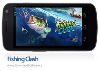 دانلود Fishing Clash بازی صید ماهی برای اندروید