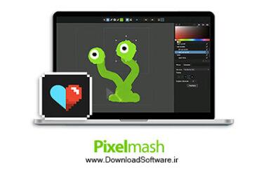 دانلود Nevercenter Pixelmash نرم افزار ایجاد طرح های پیکسلی