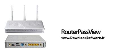 دانلود RouterPassView نرم افزار بازیابی پسورد مودم