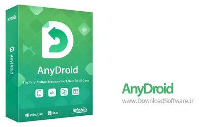 دانلود AnyDroid نرم افزار مدیریت تلفن اندروید