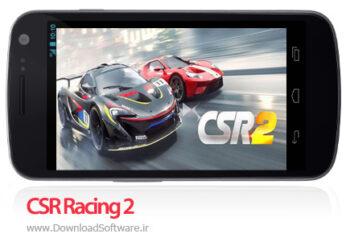 دانلود CSR Racing 2 بازی سی اس ار ریسینگ 2 اندروید
