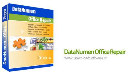 دانلود DataNumen Office Repair نرم افزار تعمیر فایل های آفیس