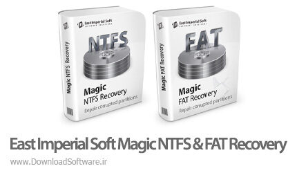 دانلود East Imperial Soft Magic NTFS & FAT Recovery نرم افزار بازیابی اطلاعات هارد دیسک ویندوز