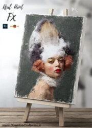 دانلود پلاگین Real Paint FX برای فتوشاپ