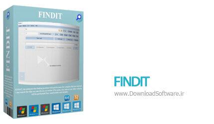 دانلود FINDIT نرم افزار یافتن پرونده ها و فایل ها