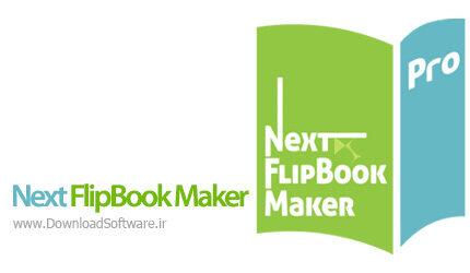دانلود Next FlipBook Maker Pro + Portable نرم افزار ساخت کتاب برای کامپیوتر