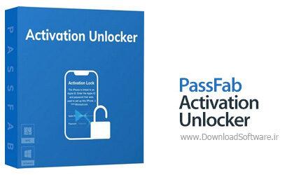 دانلود PassFab Activation Unlocker نرم افزار حذف اکتیویشن لاک گوشی آیفون