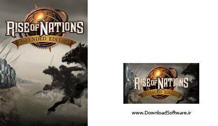 دانلود Rise Of Nations بازی ظهور تمدن ها برای کامپیوتر