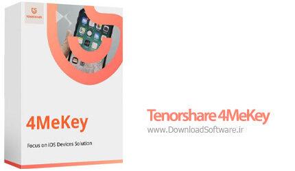 دانلود Tenorshare 4MeKey – نرم افزار حذف قفل iCloud