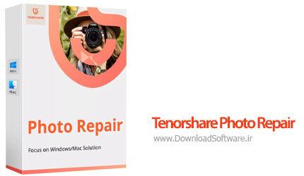 دانلود Tenorshare Photo Repair نرم افزار ترمیم عکس های خراب