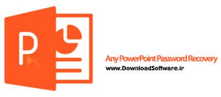 دانلود Any PowerPoint Password Recovery نرم افزار بازیابی پسورد پاورپوینت