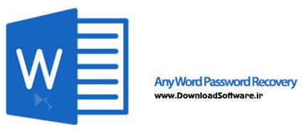 دانلود Any Word Password Recovery نرم افزار بازیابی پسورد فایل ورد