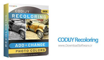 دانلود CODIJY Recoloring x64 نرم افزار رنگی کردن تصاویر سیاه و سفید