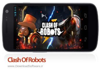 دانلود Clash Of Robots بازی نبرد ربات ها برای اندروید