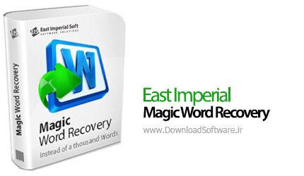 دانلود East Imperial Magic Word Recovery x64 برنامه بازیابی فایل ورد