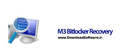 دانلود M3 Bitlocker Recovery Professional / Unlimited نرم افزار بازیابی داده ها از حافظه های رمزگذاری شده