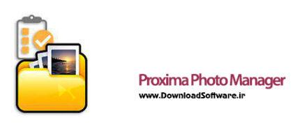 دانلود Proxima Photo Manager Pro نرم افزار سازماندهی و ویرایش تصاویر