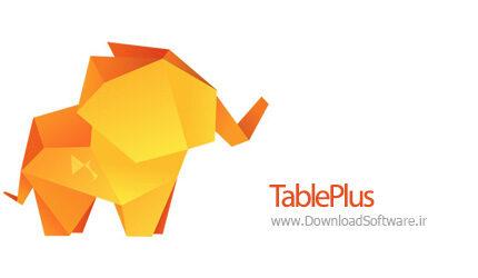دانلود TablePlus Win/Mac برنامه مدیریت پایگاه داده (دیتابیس)