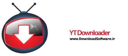 دانلود YT Downloader نرم افزار دانلودر فیلم های آنلاین