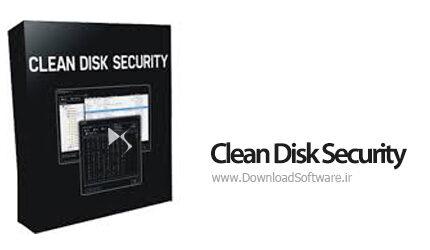 دانلود Clean Disk Security - نرم افزار حذف ایمن فایل ها