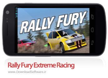 دانلود Rally Fury Extreme Racing بازی رالی بدون دیتا برای اندروید