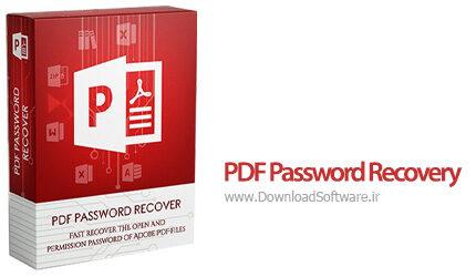 دانلود RecoverPassword PDF Password Recovery Pro